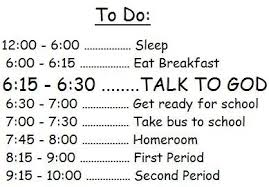 God_Schedule